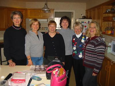 Dawn's 60th and Baseball's Moms 2004 November