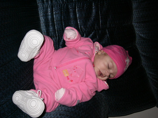 Rachel Murray December 2004