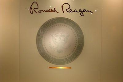 December: Inside Ronald Reagan's Library