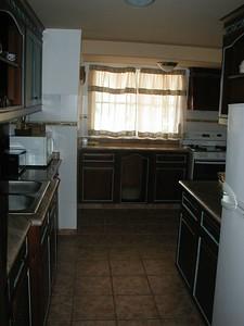 The full kitchen