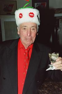 Nice hat, Larry!