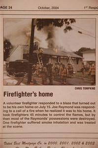 1st Responder Newspaper - October 2004