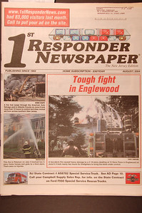 1st Responder Newspaper - August 2004