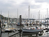 Bainbridge Island yacht harbor