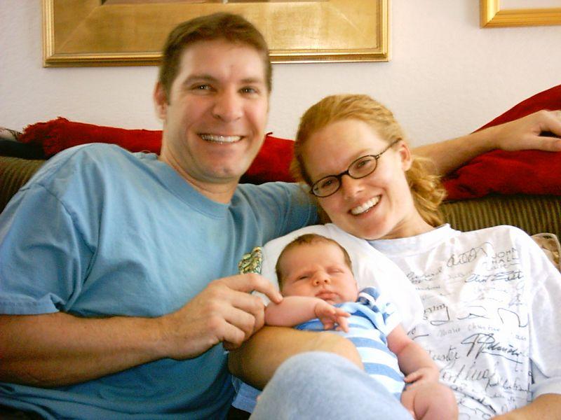 Pappa bear, baby bear & momma bear