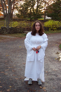 Laura as The White Lady