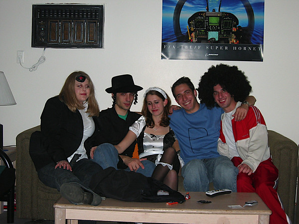 20 - Mara, John, Tiana, Gil and Aaron.JPG