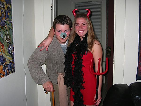 11 - Bob as Splinter and Elyssa as the Devil.JPG