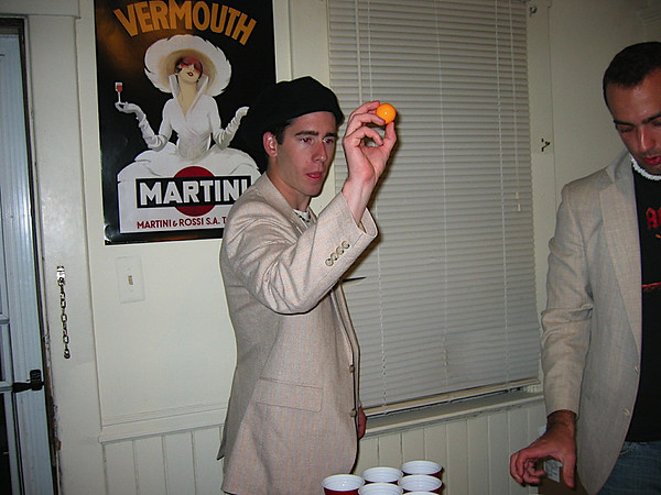 15 - Andrew playing Beer Pong.JPG
