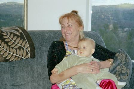 Aiden and Nanny