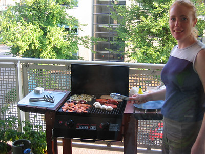 20040629 Home and BBQ