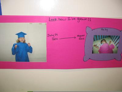 July 30, 2004 (Hailey's Pre-School Graduation)