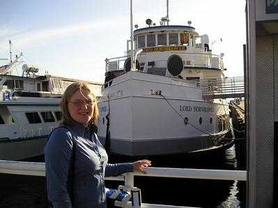 July 6 2004 Hornblower Cruise