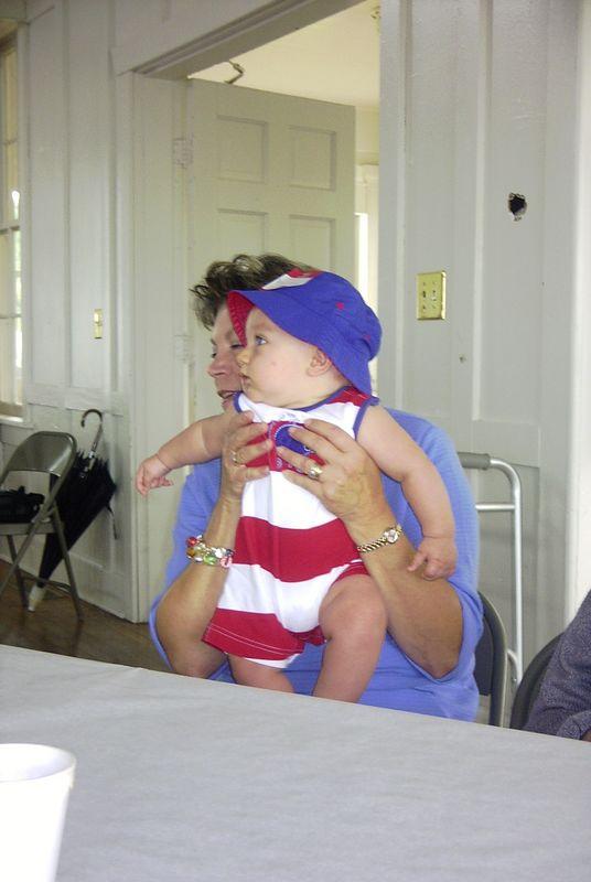 Carson and his grandma
