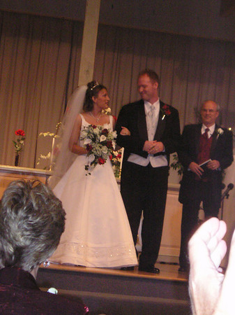June 2004 Heidi Wedding and NJ Family
