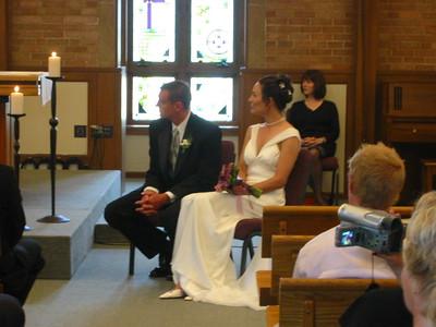 Karen & Sean Donnelly Wedding 2004 June