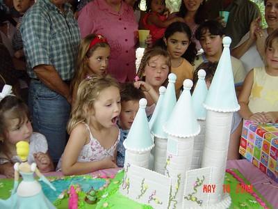 Kate's 4th Birthday May '04