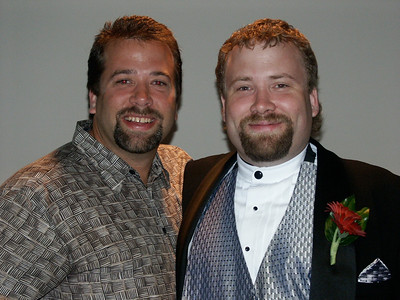 Kevin Rau's Wedding