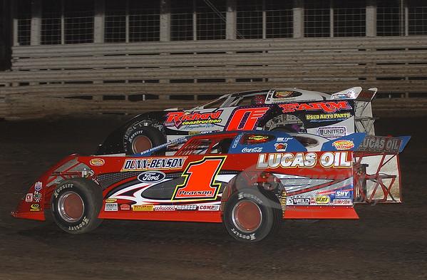 1 Earl Pearson, Jr. and 0 Steve Shaver