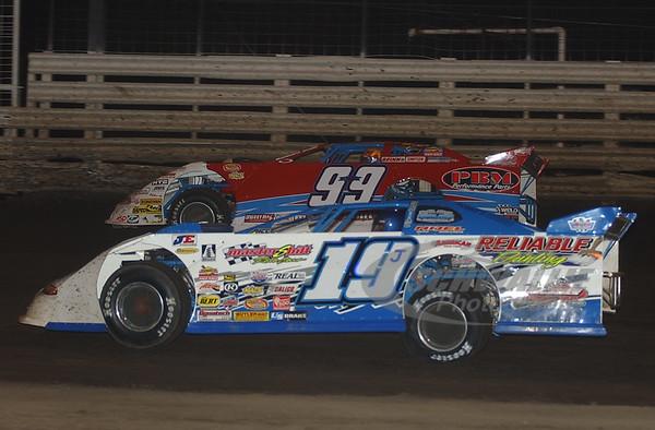 19J Davey Johnson and 99 Donnie Moran
