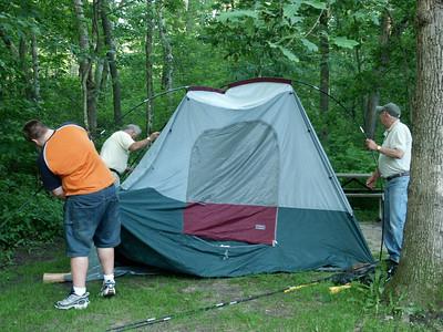 Loomis Camping Trip June