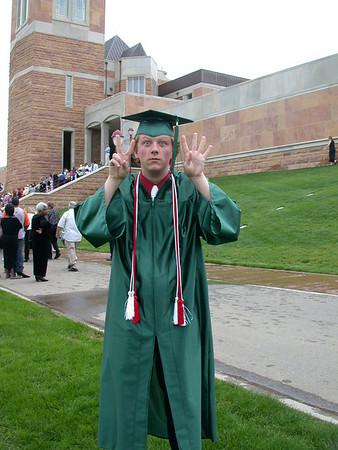 Michael's High School Graduation