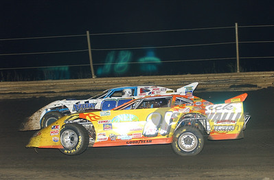 21 Dan Stone and 95 Buckshot Miles