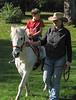 Benjamin on pony