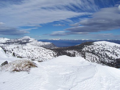 Tallac and Tahoe.