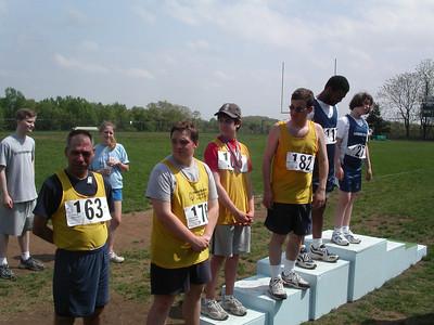 SOMO Track qualifier 2004