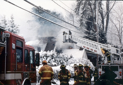 Saddle River 3-19-04 - 2001
