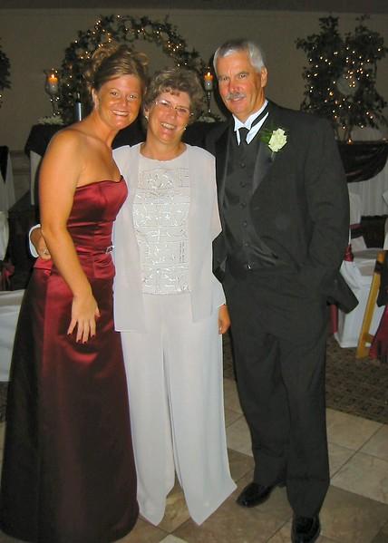 Sarah Butler Wedding 2004 September