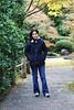 Sham, Japanese Tea Garden, Golden Gate Park, San Francisco, California