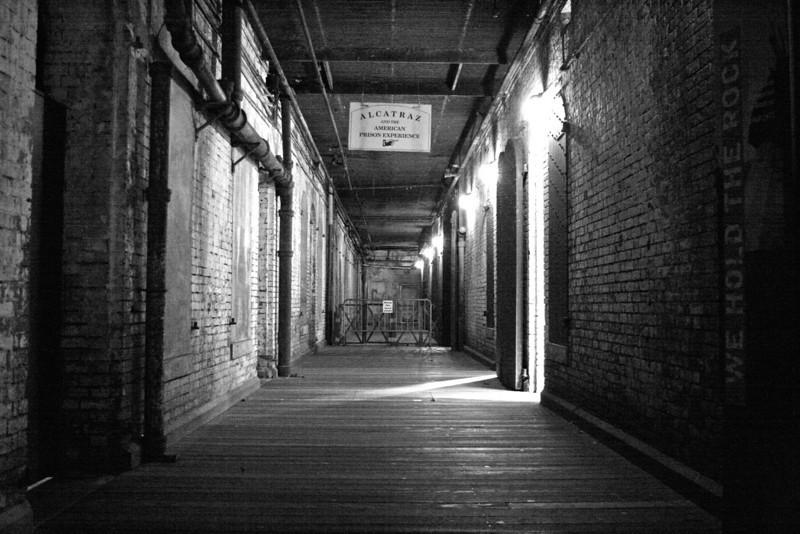 Spooky Corridor by xstryderx on DeviantArt
