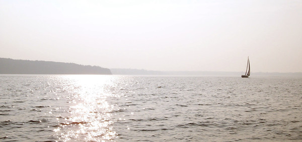 Sodus Bay in the Afternoon