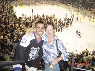 Stanley Cup - Gm 7 - Tampa - June '04