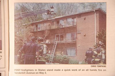 1st Responder Newspaper - NY - September 2004