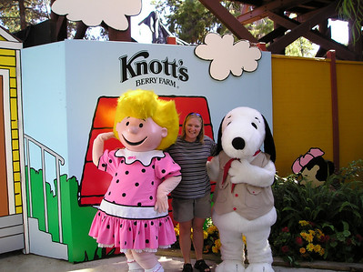 Summer 2004 Knotts Berry Farm