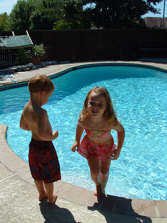 Swimming 2004