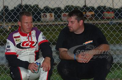 Darrell Lanigan and Randall Edwards