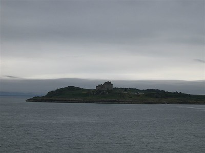 Castle on the Isle of Mull