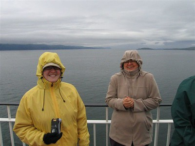 The Ferry back to Oban from Mull