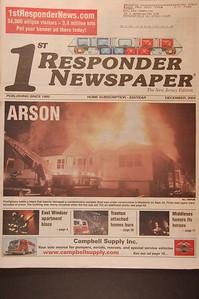1st Responder Newspaper - December 2004