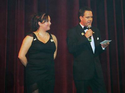 The Anniversary Party van de St. Stevenskrupers bij het 11 jarig bestaan met Femke Jansen en  Colin Skinner