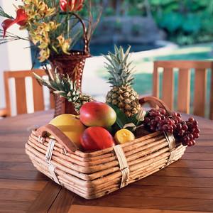 Nutritious Tropical Fruit Basket