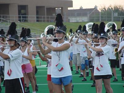 9-18-04 Mercer Rehearsal