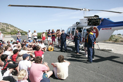 Friday - Rescue Helicopter Introduction