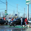 Car Wash #2 in April 2005 raised lots of funds to support Team Rolling Thunder and the Penfield High School Robotics Competition