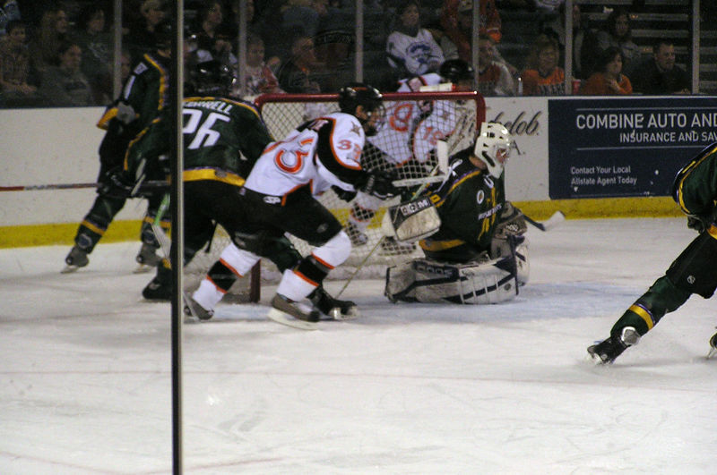 Omaha Lancers vs Sioux City Musketeers Dec 30, 2005