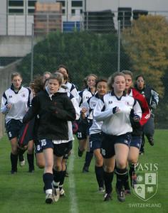 Girls Soccer 2005